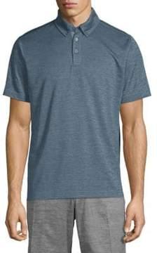 Hawke & Co Classic Button-Down Collar Polo