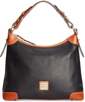 Dooney & Bourke Pebble Hobo - BLACK - STYLE