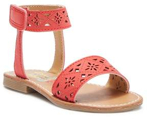Rachel Lil Carmela Laser-Cut Sandal (Toddler & Little Kid)