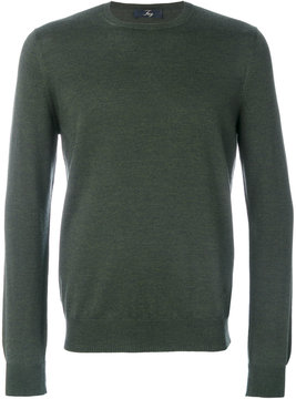 Fay classic knitted sweater