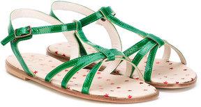 Pépé T-bar buckle sandals