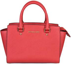 Michael Kors Selma Tote - BRIGHT RED - STYLE
