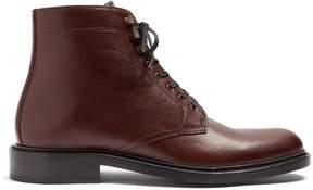 Saint Laurent Army 25 ankle boots