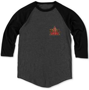 O'Neill Men's Metal Madness 3/4 Sleeve T-Shirt