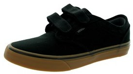 Vans Kids Atwood V (canvas) Skate Shoe.