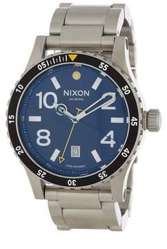 Nixon Men's Diplomat Bracelet Watch
