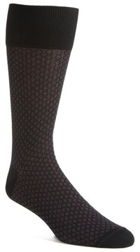 John W. Nordstrom Men's Diamond Socks
