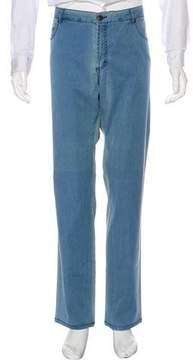 Paul & Shark Five-Pocket Straight-Leg Jeans