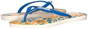 Havaianas Slim Floral Flip Flop Women's Sandals