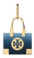 Tory Burch Ella Tote Key Fob - NAVY BLUE - STYLE