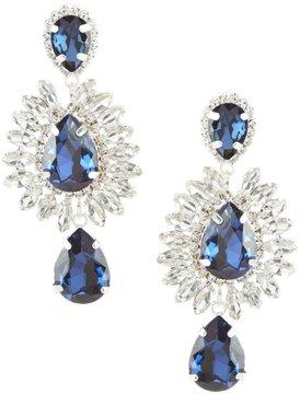 Cezanne Medallion Drop Earrings