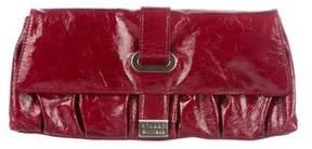 Stuart Weitzman Patent Leather Clutch