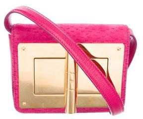 Tom Ford Mini Natalia Leather Crossbody Bag