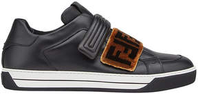 Fendi double strap sneakers