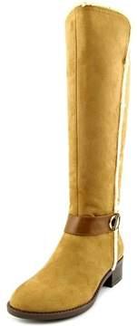 Tommy Hilfiger Nola Women US 6.5 Tan Knee High Boot