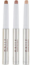 Mally Beauty Mally Evercolor Shadow Stick Extra 3-piece Collection