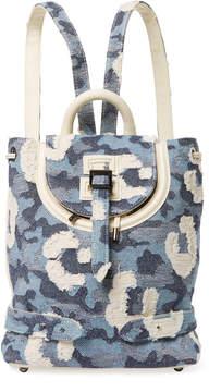 Meli-Melo Women's Mini Denim Backpack