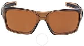 Oakley Turbine Dark Bronze Sunglasses