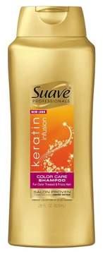 Suave Professionals Keratin Infusion Color Care Shampoo - 28oz