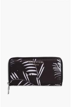 Sonia Rykiel | Forever Nylon Palm Print Purse