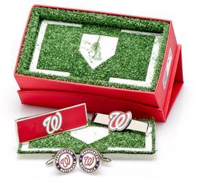 Ice Washington Nationals 3-Piece Gift Set