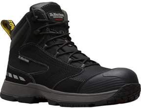Dr. Martens Men's Vane Non-Metallic HI EH Safety Toe 6 Tie Boot