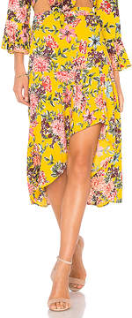 Band of Gypsies Chrysanthemum Ni-Lo Skirt