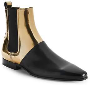 Balmain Men's Artemis Leather Chelsea Boots