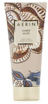 AERIN Amber Musk Body Cream, 1.0 oz