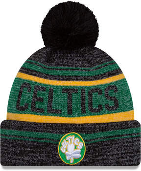 New Era Boston Celtics Hardwood Classics Snow Dayz Knit Hat