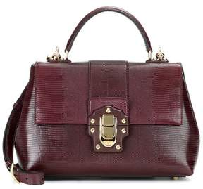 Dolce & Gabbana Lucia Medium leather shoulder bag