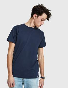 Norse Projects Niels Standard Tee in Navy