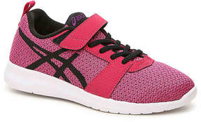 Asics Girls Kanmei Toddler & Youth Running Shoe