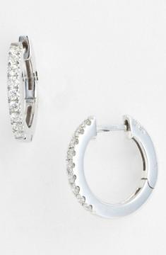 Bony Levy Women's Diamond Hoop Earrings (Nordstrom Exclusive)