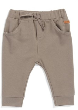 Robeez Infant Boy's Drawstring Terry Sweatpants