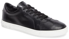 Tod's Men's Cassetta Leather Sneaker