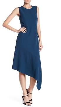 Anne Klein Sleeveless Asymmetrical Dress