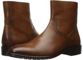 Florsheim Capital Plain Toe Zip Boot Men's Boots