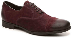 Geox Men's Besmington Cap Toe Oxford