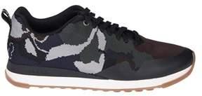 Paul Smith Men's Multicolor Fabric Sneakers.