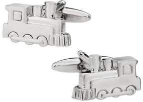 Bed Bath & Beyond Train Cufflinks
