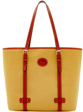 Dooney & Bourke Nylon East West Shopper Tote - KHAKI - STYLE