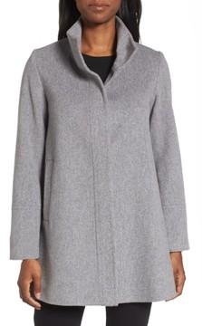 Fleurette Women's Wool Car Coat