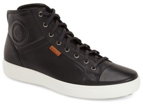 Ecco Men's 'Soft 7' High Top Sneaker
