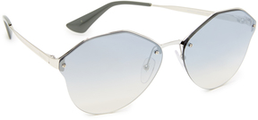 Prada Cinema Oval Sunglasses