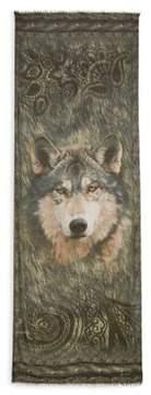 Etro Wolf Scarf