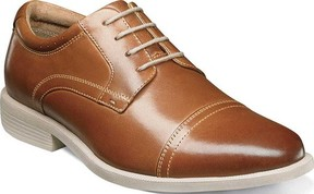 Nunn Bush Dixon Cap Toe Oxford (Men's)