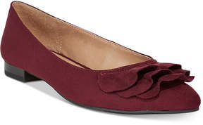 Esprit Daisy Pointed-Toe Flats Women's Shoes