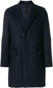 Emporio Armani single-breasted coat