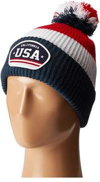 San Diego Hat Company SLW3564 USA Beanie Beanies